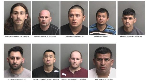 Prostitutes Pleasanton