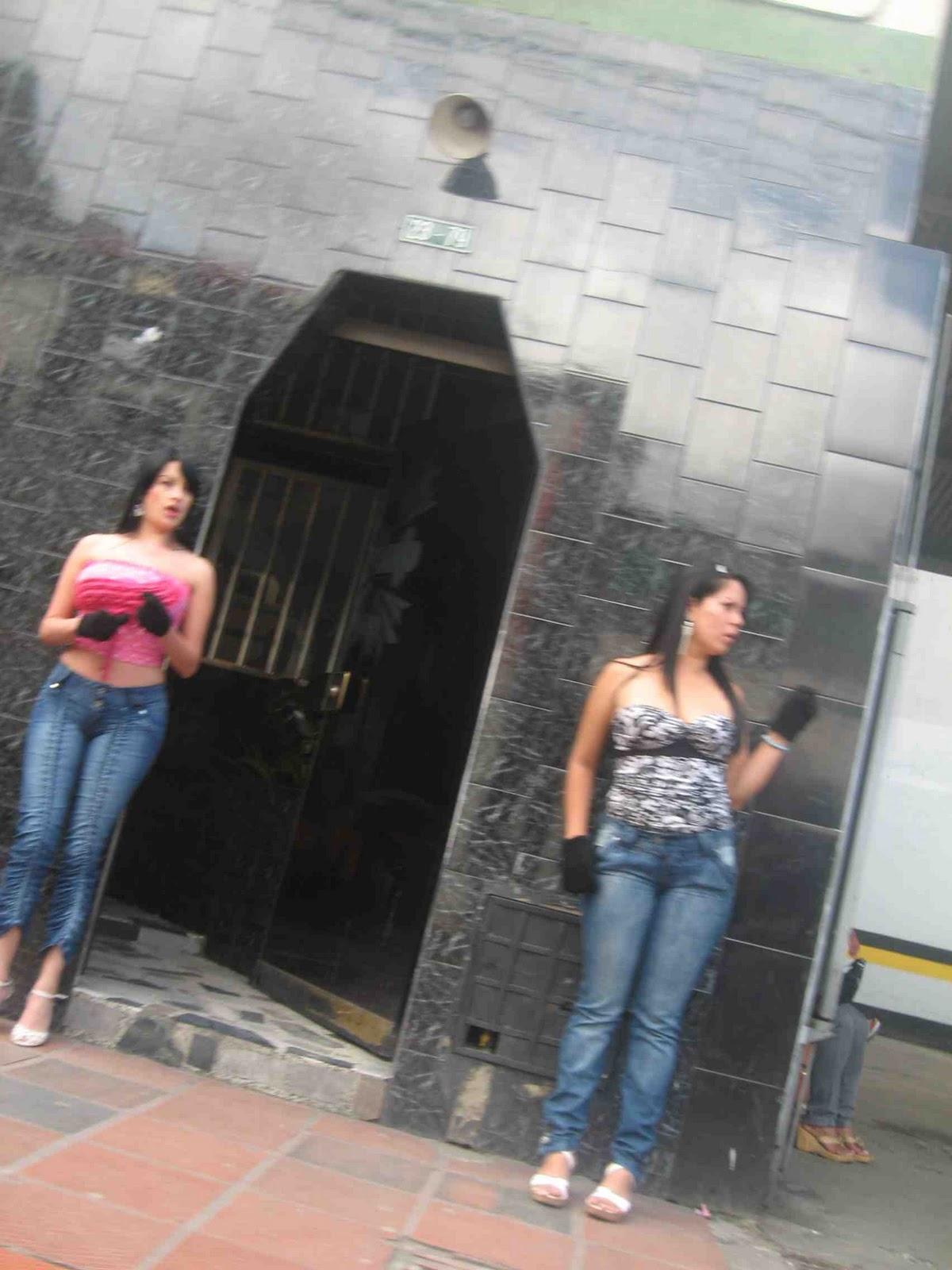 Prostitutes Candelaria