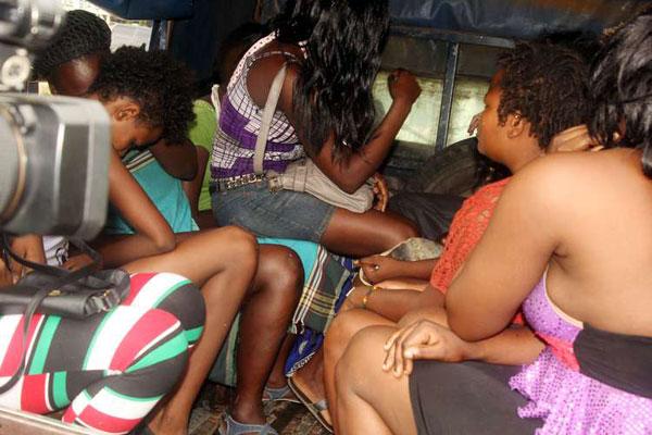 Prostitutes Most