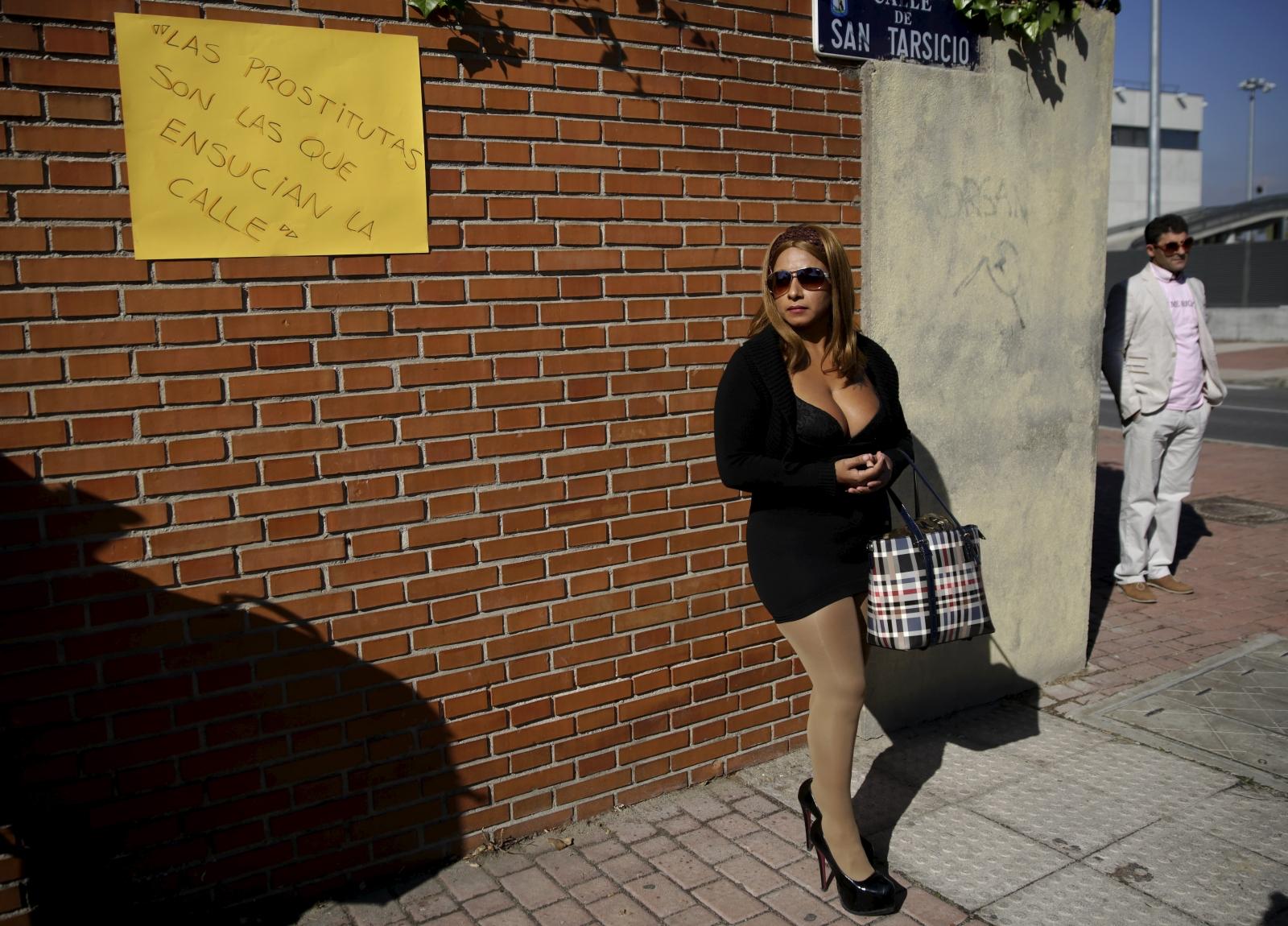 Prostitutes Estepona