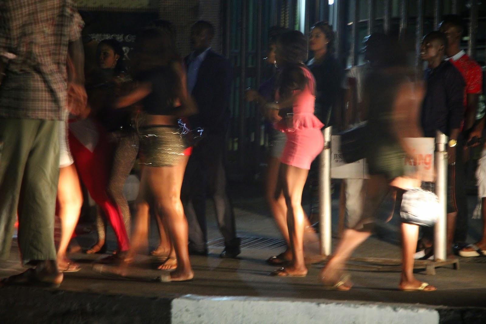 Prostitutes Lagos