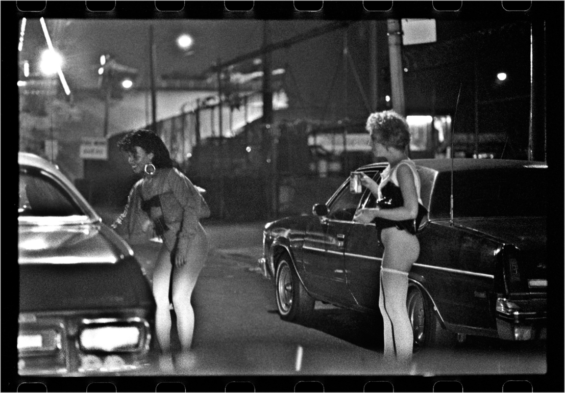 Prostitutes New York City